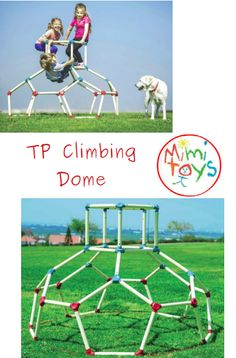 TP Lil' Monkey Climbing Dome Combining outdoor fun with strengthening aerobic exercise Garden Games, Garden Toys, Social Activities, Activities For Kids, Sand Pits For Kids, Climbing Dome, Gross Motor Skills, Gardening For Beginners, Outdoor Play