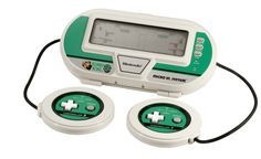 The Nintendo Game and Watch Donkey Kong 3, the Nintendo handheld electronic game.