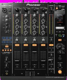 Pioneer Nexus pro mixer now with Serato DJ DVS support as well as certified Traktor sound card, buy in the UK with Finance options. Dj Pro, Native Instruments, Music Instruments, Serato Dj, Dj Sound, New Dj, Dj Setup, Studio Setup, Professional Dj