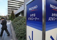 Mizuho Financial Group @TheTinuku