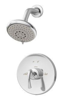 Symmons® - 5201 - Ballina™ Shower system - Chrome