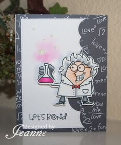 F4A311 The Mad Chemist by Penny627 - Cards and Paper Crafts at Splitcoaststampers