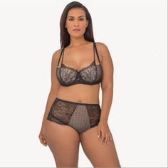 b909a8b37 New Curvy High Rise Cheeky Panty Comfortable Bras
