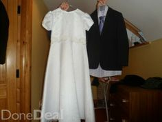 Communion Suit and Dress For Sale in Leitrim : €245 - DoneDeal.ie