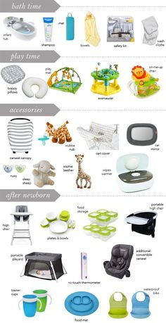 When I decided to take on the task of tackling the Baby Registry back in the spring, the first thing I did was take a look at our I Guess I'. - Slime Seller - New Ideas Baby Registry Essentials, Baby Registry Checklist, Baby Registry Must Haves, Baby Registry Items, Baby Shower Registry, Buy Buy Baby Registry, Newborn Essentials List, Baby Checklist Newborn, New Baby Checklist