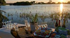 Jao Camp  Okavango Delta  Botswana   Africa Uncovered