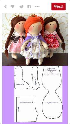 الگو عروسك سازي