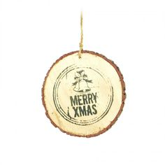 "Wooden hand crafted ""Merry Xmas"" Christmas ornament with printed bells. Size: Cute decor which can be added to your homes this Christmas. Also, a great gift idea. Wooden Christmas Ornaments, Christmas Crafts, Christmas Decorations, Holiday Decor, Xmas Bells, Wooden Hand, Merry Xmas, Rustic Decor, Festive"