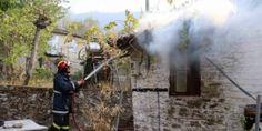 Συνεχίζει για τρίτη μέρα να καίγεται η Θάσος – 200 Πυροσβέστες παλεύουν με το πύρινο μέτωπο, 5 έχουν τραυματιστεί