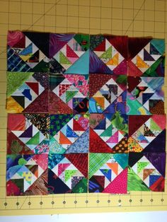 COMING SOON:  Wild and Goosey blocks for an awesome quilt (no sashing on these pictures.  2014 have 33 made, lots to go.