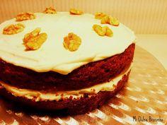 Tarta de Zanahoria. Carrot Cake