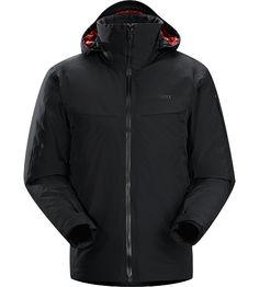 Macai Veste Homme Veste en GORE-TEX imperméable, à la coupe athlétique et à l'isolation en duvet, conçue pour les journées froides de ski et...