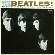 Meet the Beatles, Released US - January 20, 1964 and I still have this album.  Loved the Beatles, but Paul was (and still is) my fave!