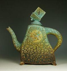 Dennis Meiners - House Top Teapot