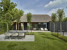 Africa Safari Lodge, Grand Designs, Log Homes, Cabana, Patio, Building, Outdoor Decor, House, Home Decor