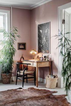 Home Office Design, Home Office Decor, Home Design, Design Ideas, Design Trends, Office Furniture, Home Office Paint Ideas, Furniture Ideas, Modern Design