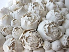 Peonie Assemblage Wall Tile
