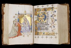 illuminated books and included Psalms and other scriptures, teachings, ...