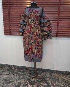 Hello,Today we bring to you 'Ankara Casual Gowns for Ladies'. These Ankara casual gowns are exquisit Ankara Long Gown Styles, Ankara Gowns, Ankara Dress, Ankara Styles, African Inspired Fashion, African Print Fashion, Africa Fashion, African Print Dresses, African Fashion Dresses
