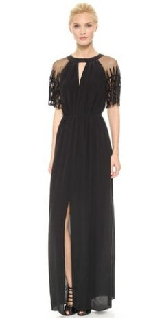 ALICE by Temperley Everette Maxi Dress |