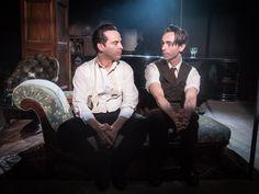 Andrew Scott and David Dawson in The Dazzle
