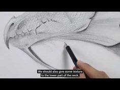 របៀបគូក្បាលនាគ,How to Draw a Dragon Head With Pencil,Drawing Art Time La... https://youtu.be/4ukT34EHoXU