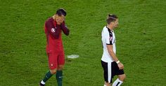 Cristiano Ronaldos mother and son suffered watching his missed penalty v Austria (Video) Premier League, Sky Sports Football, Match Highlights, Soccer News, European Championships, Bangla News, News Online, Cristiano Ronaldo, Austria