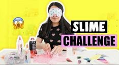 How To Make Slime, Making Slime, Nim C, Slime Asmr, Slime Videos, Diy Slime, Challenges, Make It Yourself, Dares
