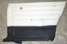 used 65 chevelle 2 door hardtop white interior kit. $475 Super Muscle Parts 916.638.3906 Used Parts, Muscle, Doors, Kit, Antiques, Interior, Furniture, Home Decor, White Interiors