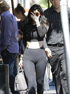 Kylie Jenner Shows Off Camel Toe Emerging After Denying Tyga's Illegal Insemination On Instagram! - http://oceanup.com/2015/05/28/kylie-jenner-camel-toe-emerges-after-denying-tygas-illegal-insemination-on-instagram/
