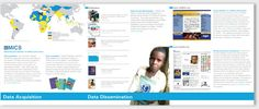 3 Fold Mics Brochure Print Design - unicef