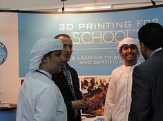 Know more about 3D Printing for schools. Visit our stand (P2) at #GESS2015 - #GESSDUBAI