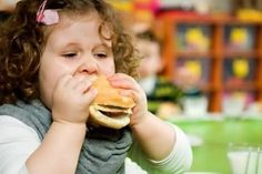The immediate effect fast food has on children
