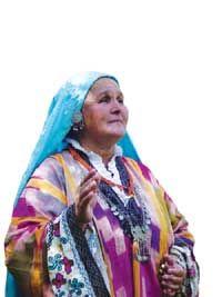 Из истории формирования традиционной одежды Узбекистана   San'at   Archive of San'at magazine