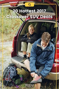 20 Hottest 2017 Crossover SUV Deals