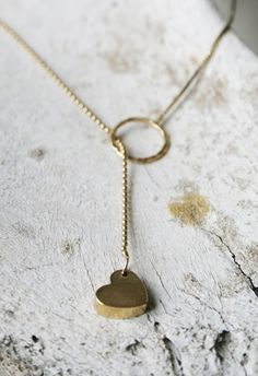Sweet little heart necklace