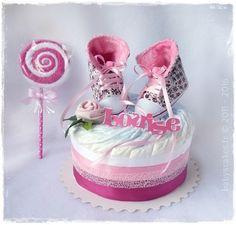 """Personnalisé Tricot /""""Cupcake/"""" sur le thème baby blanket Grand Bébé Cadeau."""