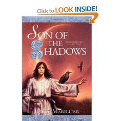 Son of the Shadows by Juliet Marillier, the second in the Sevenwaters series.