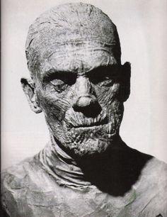 boris karloff, the mummy, film, horror Retro Horror, Horror Icons, Vintage Horror, Horror Films, Vintage Films, Classic Monster Movies, Classic Horror Movies, Classic Monsters, Arte Horror