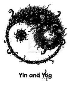 Yin & Yog, por Cyril Van Der Haegen