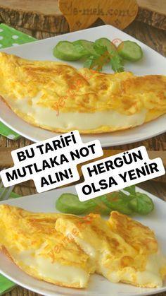 Healthy Food List, Healthy Snacks, Breakfast Items, Breakfast Recipes, East Dessert Recipes, Turkish Recipes, Food Porn, Easy Meals, Food And Drink