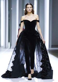 Fashion Show Couture Collection Spring Summer
