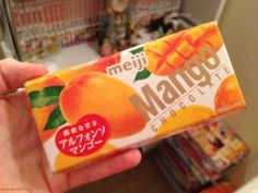Meiji Chocolate!
