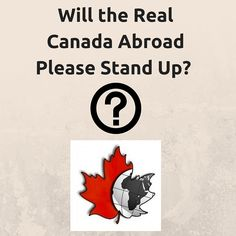 We at Canada Abroad previously posted the below article on August 2015 due to the volume of calls we receive due to the confusion between our company's name and another company's name. We are not affiliated in any way with Canada AbOARd. Confusion, News Online, Company Names, South Africa, Countries, How To Find Out, Canada, Reading, Blog