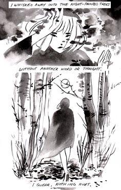 .•. Dark Art, Art Inspo, Amazing Art, Art Reference, Comic Art, Art Drawings, Illustration Art, Character Design, Sketches