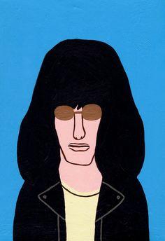 Jack Teagle:  Joey Ramone