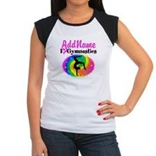 GYMNAST STAR Women's Cap Sleeve T-Shirt Awesome personalized Gymnastics designs available on Tees, Apparel and Gifts. http://www.cafepress.com/sportsstar/10114301 #Gymnastics #Gymnast #WomensGymnastics #Gymnastgift #Lovegymnastics #Gymnasticstowel #PersonalizedGymnast