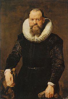 Anthony van Dyck - - - Portrait of a Man