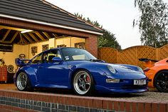 Porsche 993 GT2 20 by zrnza, via Flickr