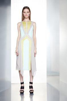 BCBG Max Azria Pre-Fall 2012 Collection Photos - Vogue